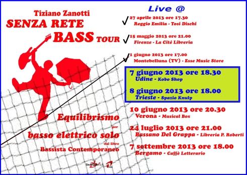 BOB Senza rete 04 Udine Trieste